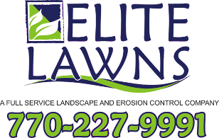 Logo, Elite Lawns - Landscaping Company