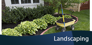 Landscape Bed - Landscaping Company